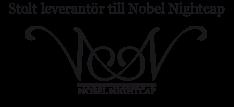 Stolt leverantör till Nobel Nightcap